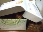 箱の中には
